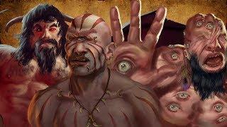 The Giants of Greek Mythology - (Greek Mythology Explained)