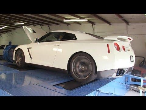 Nissan GTR - 470whp - Delta-V Technologies