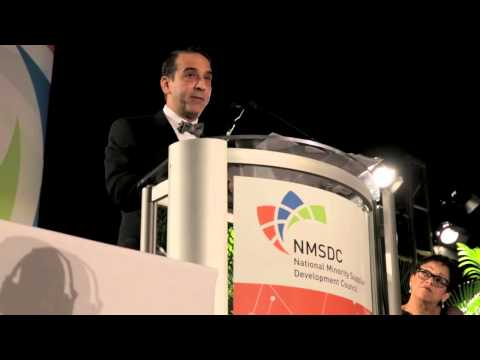 David Hernandez Keynote speech NMSDC 2014