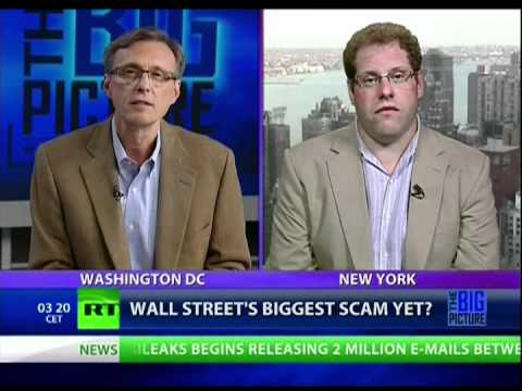The Emerging LIBOR Scandal