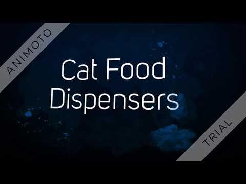 Dog Food Dispensers