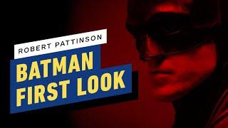 The Batman (Robert Pattinson) - Official Camera Test Teaser