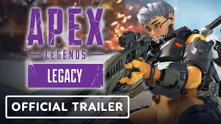 Apex Legends: Legacy - Official Valkyrie Character Trailer