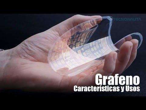 Grafeno: Características y Aplicaciones (Graphene w/ subs)