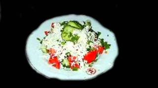Радо Шишарката-Шопската салата/Rado Shisharkata-Shopska Salata