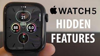 Apple Watch Series 5 Hidden Features — Top 10 List
