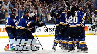 NHL Stanley Cup Playoffs 2019: Stars vs. Blues | Game 7 Highlights | NBC Sports