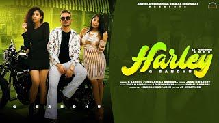 Harley G Sandhu Ft Niharikaa Arggwal