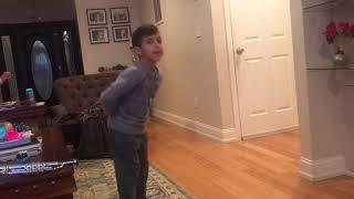 Zain dancing Kidz Bop Kids How Long