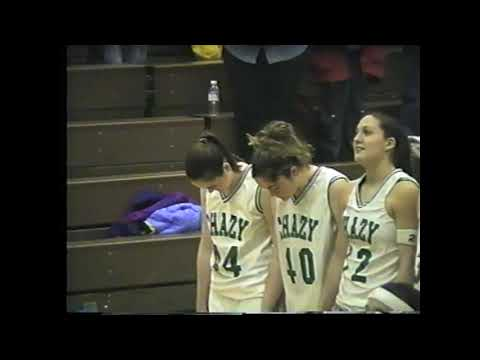 Chazy - Crown Point Girls  1-13-03