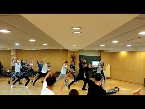 싸이 (PSY) - 뉴페이스 (NEW FACE) 안무 psy's dancer's Practice 거울모드 (mirror mode)