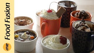 Mug Cake Recipe By Food Fusion