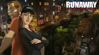 Runaway 3: A TWIST OF FATE, capítulo 2, El arte de la fuga, parte 2