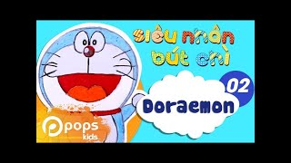 Hướng Dẫn Vẽ  Doraemon - Siêu Nhân Bút Chì - Tập 2 - How to draw Doraemon
