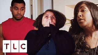 Woman Confronts Her Unfaithful Son-In-Law With A Taser | The Family Chantel