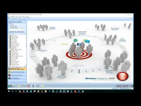 Automotive Repair Shop Customer Relationship Management (CRM)