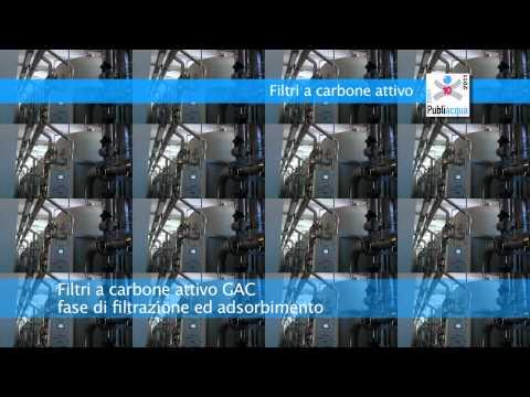 Inuagurato il nuovo Impianto di Potabilizazione di Pontassieve