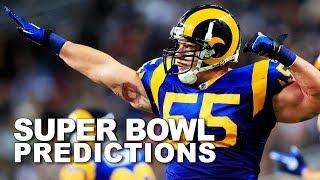 NFL Super Bowl LIV Predictions | Good Morning Football