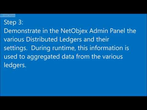 Data Aggregation across multiple Distributed Ledgers