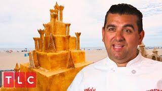Buddy's Sand Castle Cake! | Cake Boss
