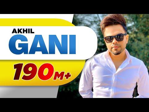 GANI LYRICS - AKHIL ft. Manni Sandhu   Punjabi Song