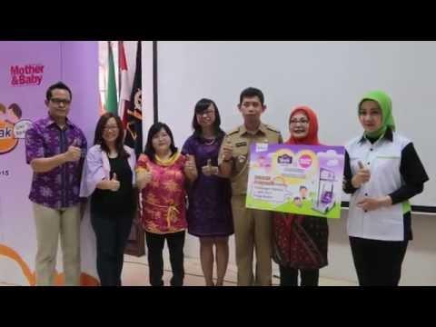 Road to M&B Fair 2015 : Mother&Baby Kunjungi Posyandu di Bandung