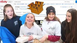 I Give My Friends eBay Mystery Boxes For Xmas (Weird, Hype & More Boxes) ... Fiona Frills