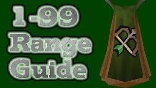 OSRS 99 Range Guide F2P