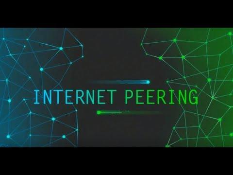 What is Internet Peering