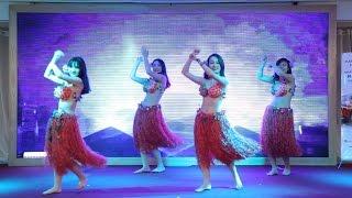 Vũ điệu Hawaii của những vũ công xinh đẹp nhất tại Việt Nam