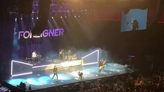 "FOREIGNER - ""DOUBLE VISION & HEAD GAMES"" LIVE AT MOHEGAN SUN ARENA ON - 10/3/19"