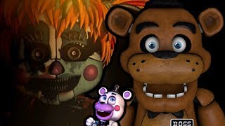 FREDDY PLAYS: Five Nights at Freddy's 6 (Monday)    BUILDING OUR VERY OWN PIZZERIA!!!