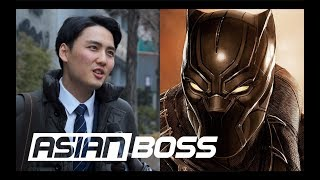 What Koreans Think Of Black Panther | ASIAN BOSS