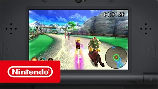 Mario Sports Superstars - Trailer su corse a cavallo