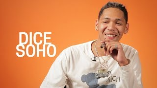 Get to Know Dice Soho   All Def Music Interviews