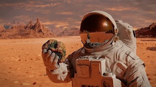 Mars Space Discoveries 2020
