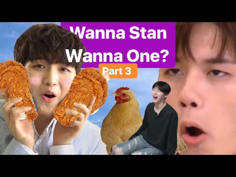 could wannaone possibly get any weirder?