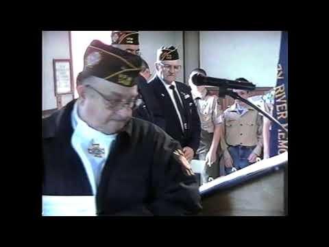 VFW 1418 Memorial Day  5-26-03