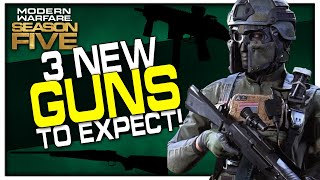 3 New Guns, New Maps, & More! | (What to Expect in Season 5)