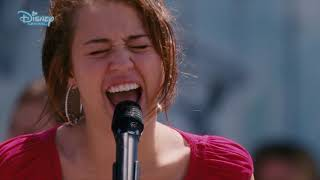 Hannah Montana | The Climb - Music Video - Disney Channel Italia