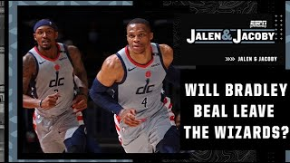 Jalen Rose explains why Bradley Beal leaving the Wizards could be good for Russell Westbrook