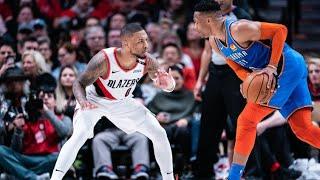 NBA PLAYOFFS Round 1: Portland Trailblazers vs. Oklahoma City Thunder!