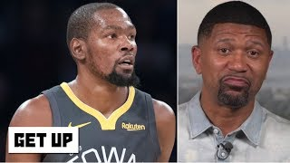 The Knicks should 'sign KD at all costs' – Jalen Rose | Get Up