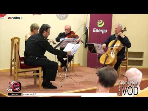 Quatuor Europa -- muzyka hiszpańska