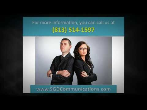 SGD Communications | Business and Residential Communication (813) 514-1597