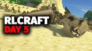 RLCraft Crushes My Hope - Ep 5