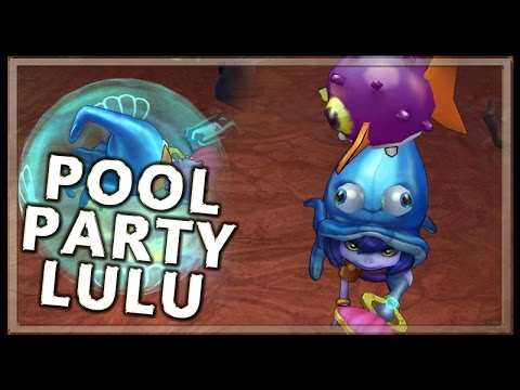 pool party zac