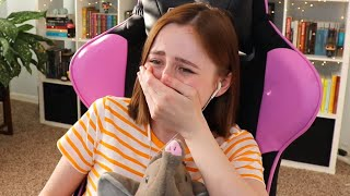 I'M LOSING MY MIND STREAMER FREAK OUT NOT CLICKBAIT (Streamed 4/18/19)