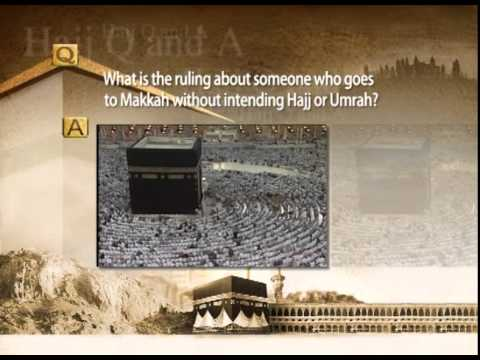 Hajj Q and A 16