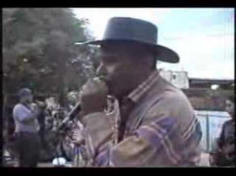 CONTRAPUNTEO  entre el Papelon y el Mandinga. en el prog. de Nelson Osuna